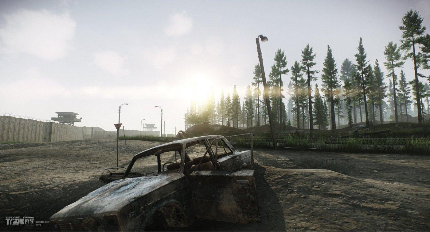 Nuove immagini di Escape from Tarkov mostrano l'ambientazione