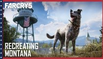 "Far Cry 5 - Videodiario ""Recreating Montana"""