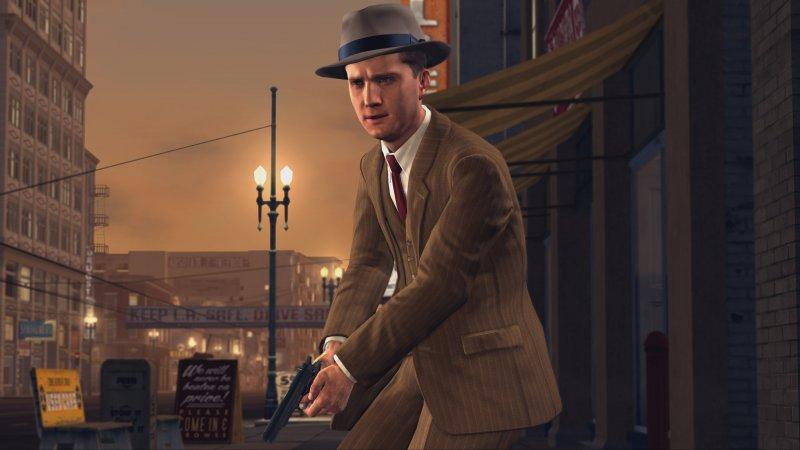 La recensione di L.A. Noire su PlayStation 4