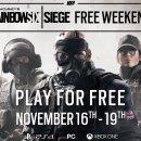 Dal 16 al 19 novembre Tom Clancy's Rainbow Six: Siege sarà giocabile gratuitamente