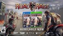 Road Rage - Trailer di lancio