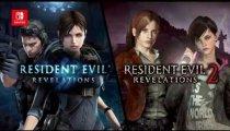 Resident Evil Revelations 1 e 2 - Il trailer con le caratteristiche delle versioni Switch
