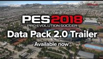 Pro Evolution Soccer 2018 - Data Pack 2.0 Trailer