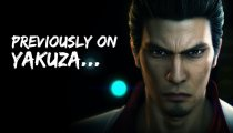 "Yakuza 6: The Song of Life - Trailer ""Previously on Yakuza…"""