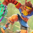 Ecco l'aggiornamento 4.0 di ARMS con un nuovo personaggio: Misango