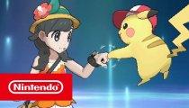 Pokémon Ultrasole e Pokémon Ultraluna – Trailer di lancio