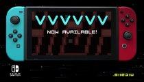 VVVVVV - Trailer di lancio della versione Nintendo Switch