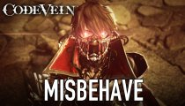 "Code Vein - Trailer ""Misbehave"" (Golden Joystick Awards 2017)"
