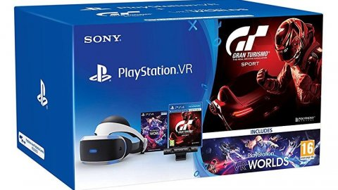 Per il Black Friday, Sony ha lanciato un super bundle di PlayStation VR a un prezzo eccezionale