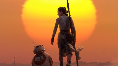 L'identità di Rey rivelata nella campagna di Star Wars Battlefront II?