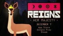 Reigns: Her Majesty - Trailer con la data di lancio