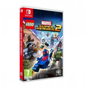 LEGO Marvel Super Heroes 2 per Nintendo Switch