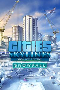 Cities: Skylines - Snowfall per PlayStation 4