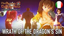 "The Seven Deadly Sins: Knights of Britannia - Trailer ""Wrath of the Dragon's Sin"""