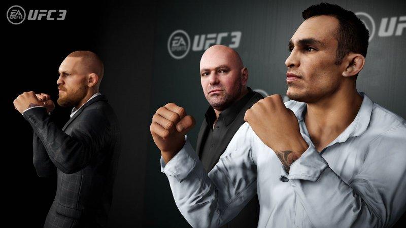 Facciamo il punto su EA Sports UFC 3