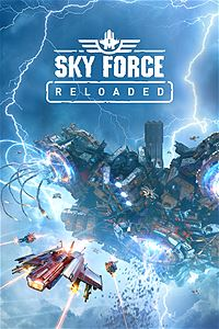 Sky Force Reloaded per PlayStation 4