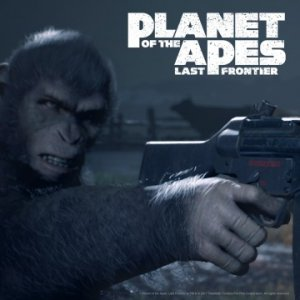 Planet of the Apes: Last Frontier per PlayStation 4