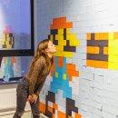 Viking Blog ha trasformato i suoi uffici in un livello di Super Mario, usando più di 6.000 post-it e tanta pazienza
