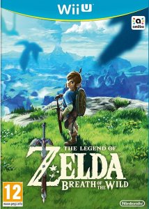 The Legend of Zelda: Breath of the Wild per Nintendo Wii U
