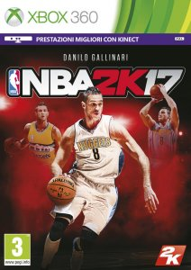 NBA 2K17 per Xbox 360