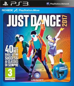 Just Dance 2017 per PlayStation 3