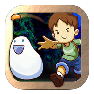 A Boy and His Blob per Android