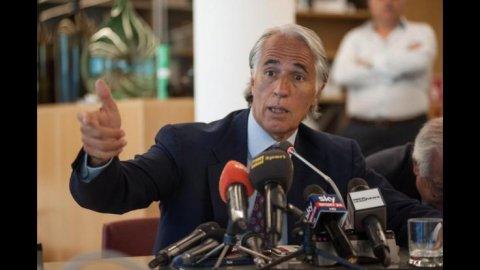 """Il presidente del Coni, Giovanni Malagò, considera """"una barzelletta"""" l'inserimento degli eSport tra le discipline olimpiche"""
