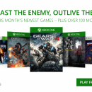 Ecco i titoli di dicembre su Xbox Game Pass: Gears of War 4, Darksiders e altri