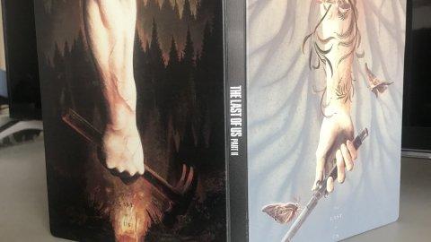 Un fan di Naughty Dog ha realizzato la custodia steelbook di The Last of Us: Parte II