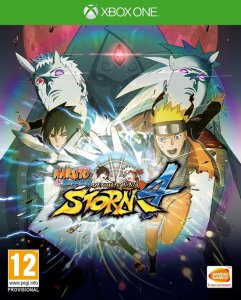 Naruto Shippuden: Ultimate Ninja Storm 4 per Xbox One