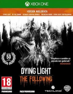 Dying Light: The Following - Enhanced Edition per Xbox One