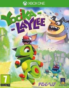 Yooka-Laylee per Xbox One