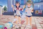 Gal Gun 2 si mostra con un'ora di gameplay catturato su Nintendo Switch