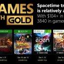 Un trailer per i Games With Gold di dicembre
