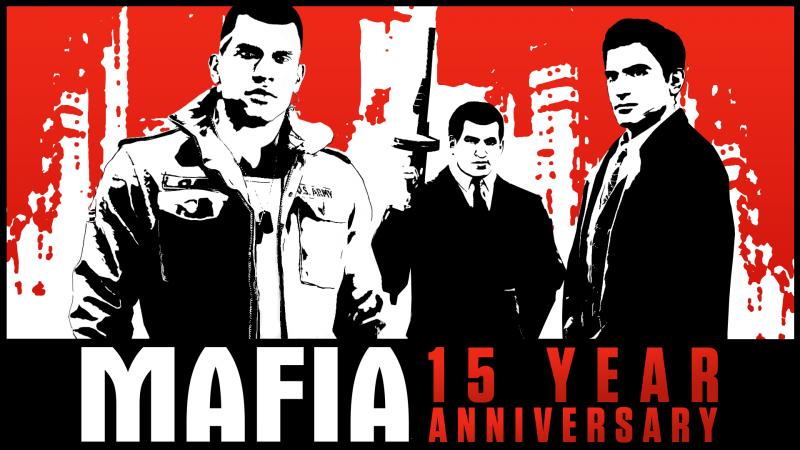 Un video celebra il 15° anniversario di Mafia