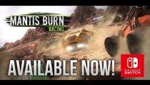 Mantis Burn Racing - Trailer di lancio della versione Nintendo Switch