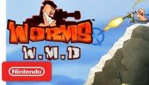 Worms W.M.D - Trailer di lancio della versione Switch