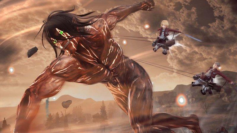 Attack on Titan - Gioco contro anime