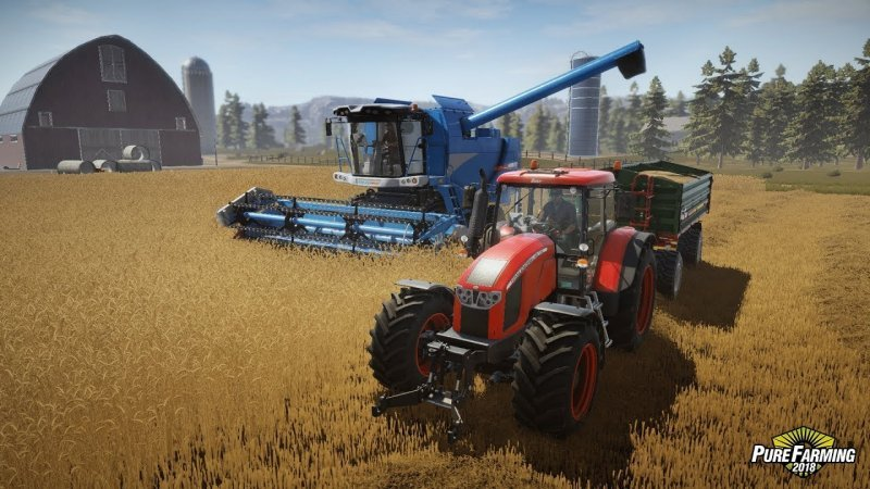 Pure Farming 2018 è ora disponibile, svelati i contenuti post lancio