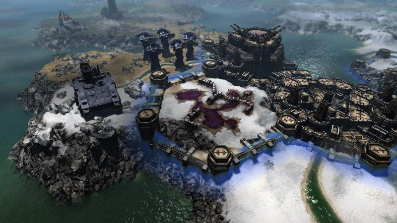 Warhammer 40,000 Gladius - Relics of War, la recensione