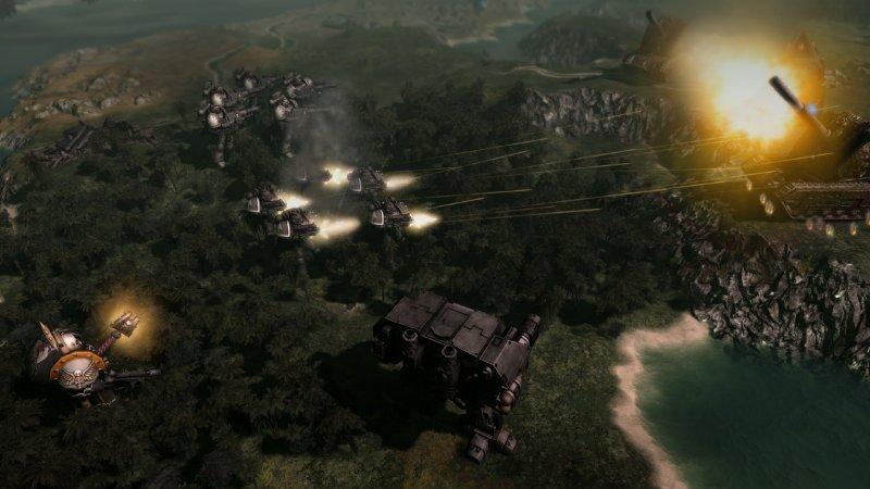 Il provato di Warhammer 40,000: Gladius