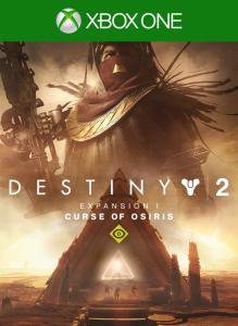 Destiny 2 - Espansione I: La Maledizione di Osiride per Xbox One