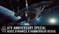 Star Citizen - Videodiario Around the Verse Anniversary Special su Aegis Dynamics & Hammerhead