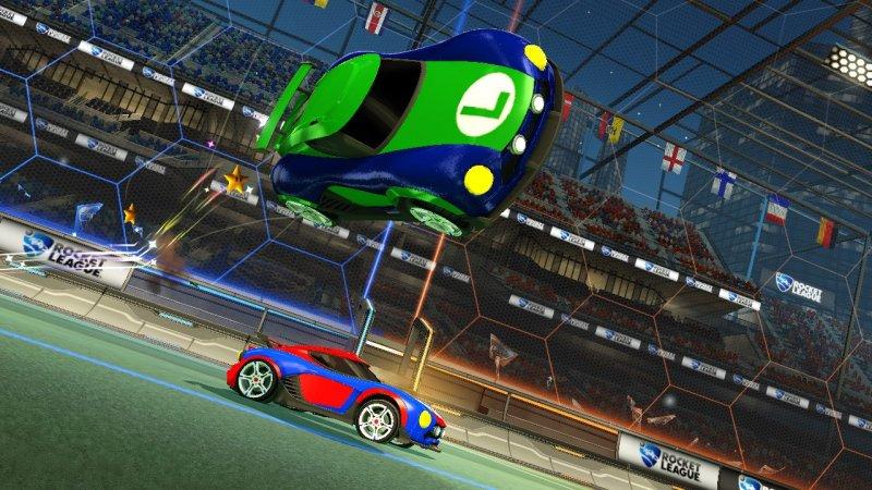 La recensione di Rocket League su Switch: un razzo un po' sfocato