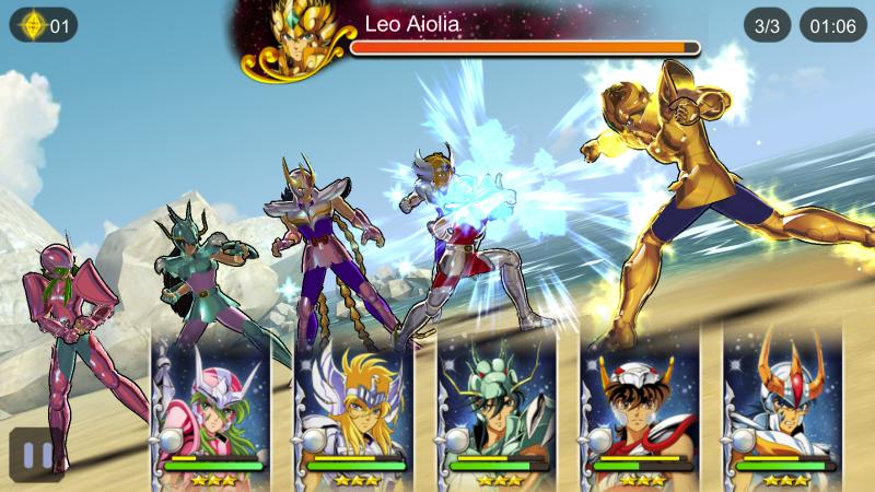 La recensione di Saint Seiya: Cosmo Fantasy
