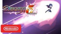 Disgaea 5 Complete - Trailer con le citazioni della stampa