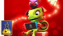Yooka-Laylee - Trailer con la data di lancio su Nintendo Switch