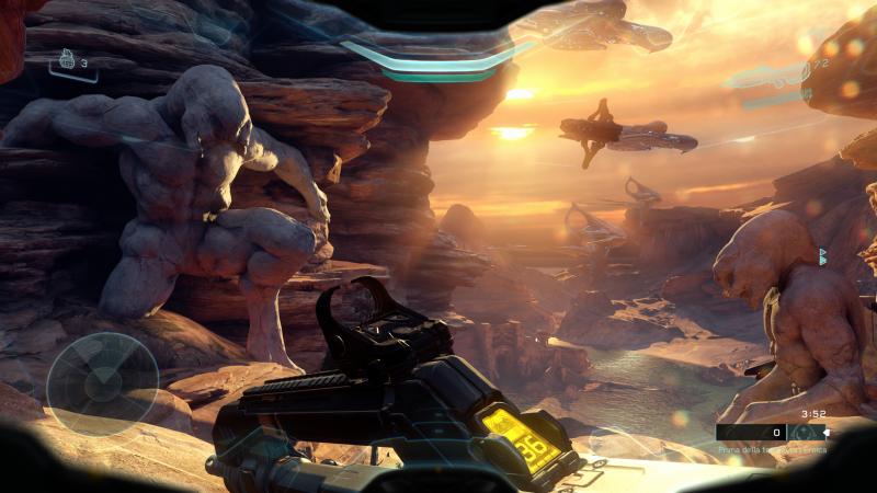 Halo 5: Guardians è giocabile gratuitamente dagli utenti Xbox Live Gold questo fine settimana