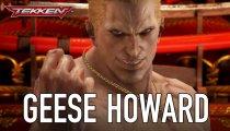 Tekken 7 - Trailer di Geese Howard
