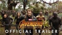 Avengers: Infinity War - Trailer ufficiale